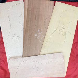 Tops for Flat Top Instruments